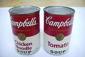 illustration de Campbell Soup Company