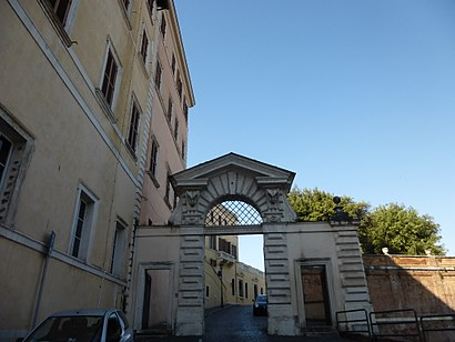How To Get To Palazzo Caffarelli In Roma By Bus Metro Or