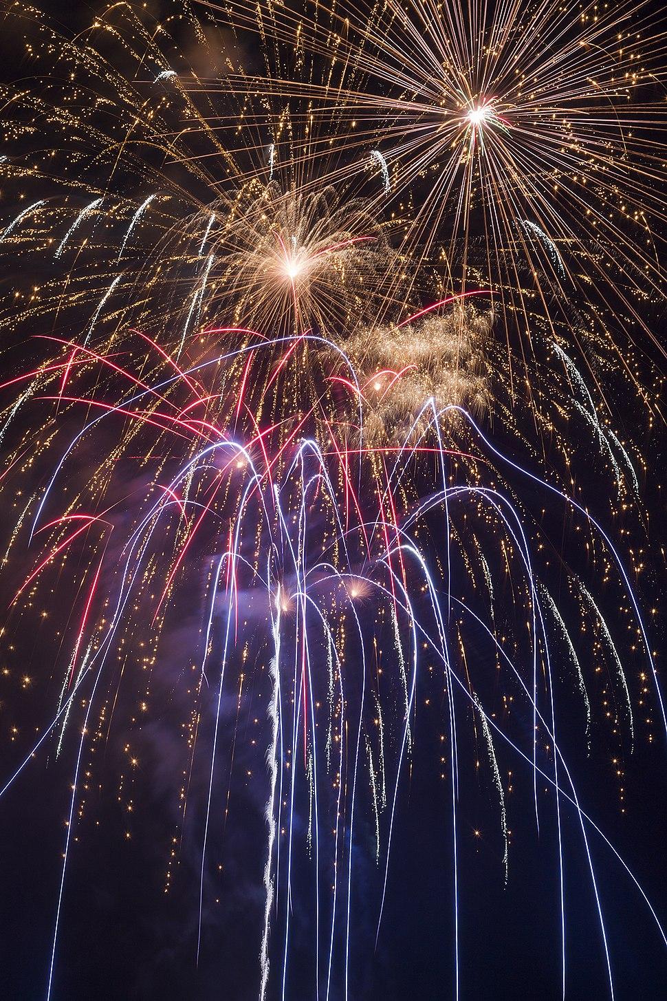 Canada Day 2016 Fireworks (27929885402)