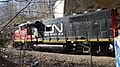 Canadian National (CN) Locomotive in Halifax (42092055622).jpg
