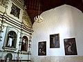 Canaries Tenerife Guimar Plaza Ayuntamiento Iglesia Santo Domingo Transept - panoramio.jpg