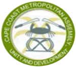 Official logo of Cape Coast, Oguaa