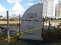 Capital at Brickell sign Sept 2017 post Irma 03.jpg