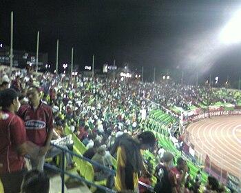 Caracasfcgameattheestadio2