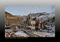 Carbon power plant at Castle Gate Utah - panoramio.jpg