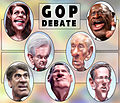 Caricatures of GOP Presidential Debate Participants.jpg