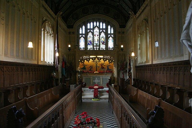 Chapel St Car Park Near Bless Derby