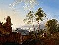Carl Blechen (zugeschr.) - Landschaft mit Eremit (ca.1822).jpg