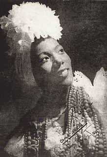Carmen Costa Brazilian singer and composer