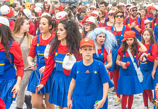 Carnival in Limassol 2014 (12887814685)