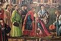 Carpaccio, storie di s.orsola 04, Incontro dei fidanzati e partenza dei pellegrini, 1495, 07.JPG