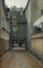 Carrer de Rouen