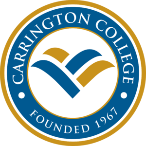 Carrington College (US) - Image: Carrington College Seal