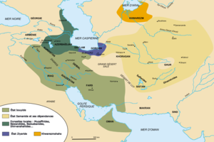 Makan ibn Kaki - Persia in the mid-10th century