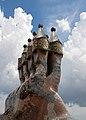 Casa Batllo Chimneys 8 (5840513460).jpg