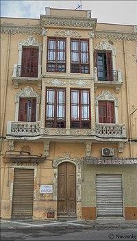 Casa de Josefa Pérez Maffé, Melilla, López Moreno (5249527096).jpg