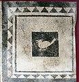 Casa di paquius proculus, cortile con mosaici 08.jpg