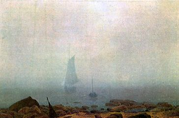 Caspar David Friedrich - Meeresstrand im Nebel.jpg