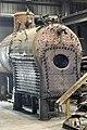 Cass Scenic Railroad State Park - Shay boiler - 01.jpg