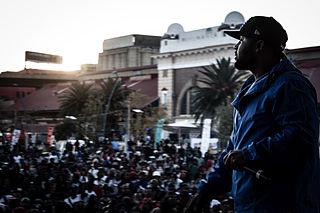 Cassper Nyovest South African rapper