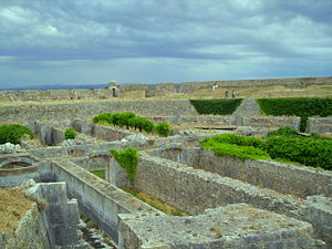Battle of the Black Mountain - San Fernando (Sant Ferran) Fortress