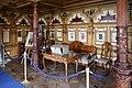 Castello di miramare, cabina della novara, 02.jpg