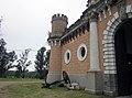 Castillo de Piria. Entrada lateral..JPG