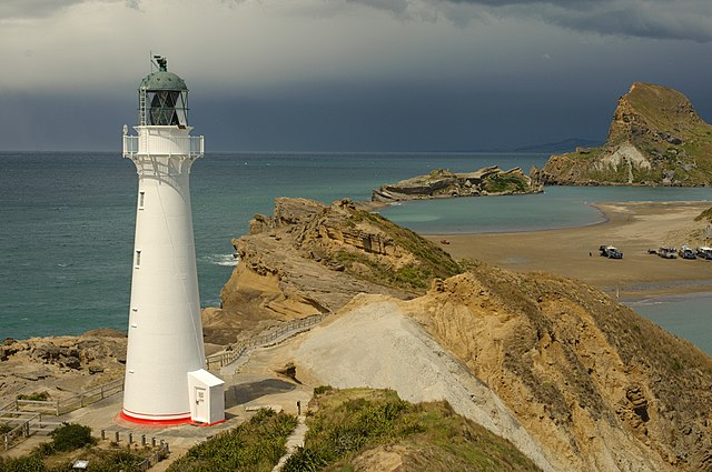 Castle Point Light