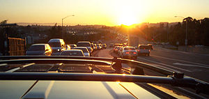 Castro Valley, California - Castro Valley traffic