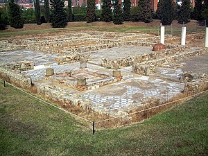 Mataró - Roman villa of Can Llauder.