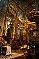 Catedral de Santiago de Compostela, decoraciones del claustro.jpg