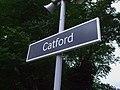 Catford station signage.JPG