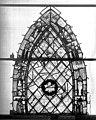 Cathédrale - Vitrail, Chapelle Jeanne d'Arc, Baptême de saint jean, baie 38, premier panneau, en haut - Rouen - Médiathèque de l'architecture et du patrimoine - APMH00031326.jpg