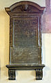 Caythorpe St Vincent - Memorial - Holmes, Mary + Judith + Elizabeth.jpg