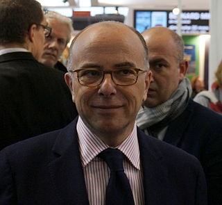 Bernard Cazeneuve Prime Minister of France (2016–2017)