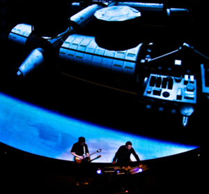 Carbon Based Lifeforms - Carbon Based Lifeforms performing at Cosmonova, 2009.