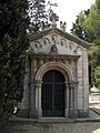 Cementiri de Terrassa, panteó capella Ricard Julià Sellarès (I).jpg