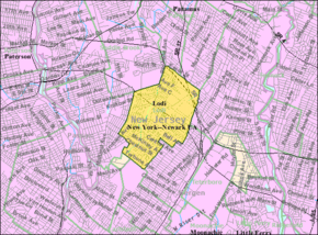 Census Bureau map of Lodi, New Jersey.png