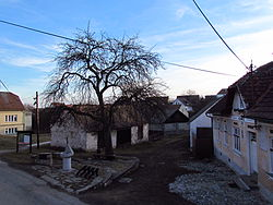 Center of Kralice nad Oslavou, Třebíč District.JPG
