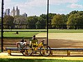 Central Park baseball field in October 2008.jpg
