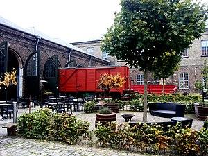 Aarhus Central Workshops - Image: Centralværkstedet 5
