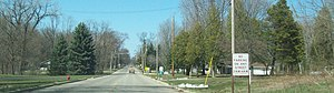 Centreville, Michigan - Streets of Centreville