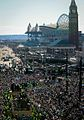 CenturyLink Field, Super Bowl parade.jpg