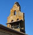 Cerecinos del Carrizal, Iglesia de San Salvador, espadaña, 01.jpg