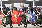 Cerimônia da Imposição da Medalha da Vitória e comemoração do Dia da Vitória, no Monumento Nacional aos Mortos da 2ª Guerra Mundial (26885877626).jpg