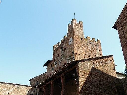 Certaldo Alto-palazzo pretorio-esterno3