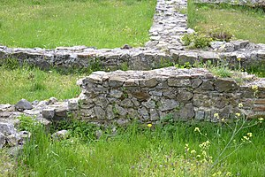 Tulcea - Ruins of Aegyssus