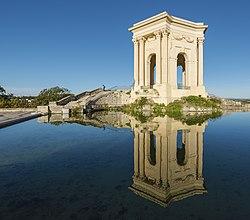 Château d'eau du Peyrou, Montpellier 02.jpg