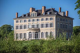 Bazouges Cré sur Loir - The château of Barbée