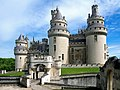 Château de Pierrefonds, Main entrance.jpg